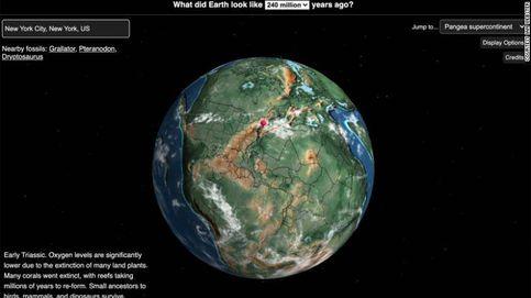 La Tierra avanza hacia otro supercontinente