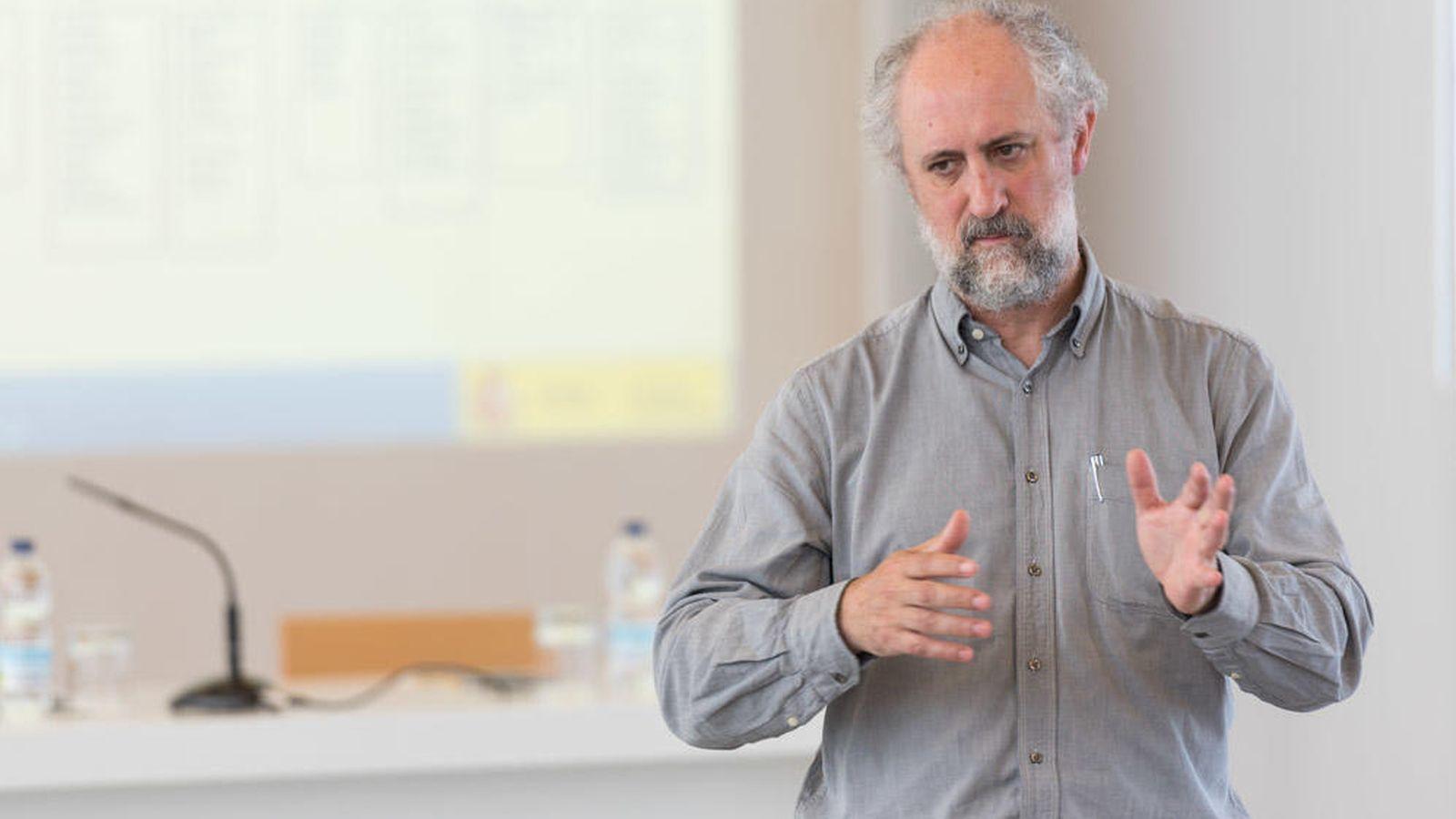 Foto: Luis Cueto, coordinador de la Alcaldía de Madrid, entre otros cargos. (EFE)