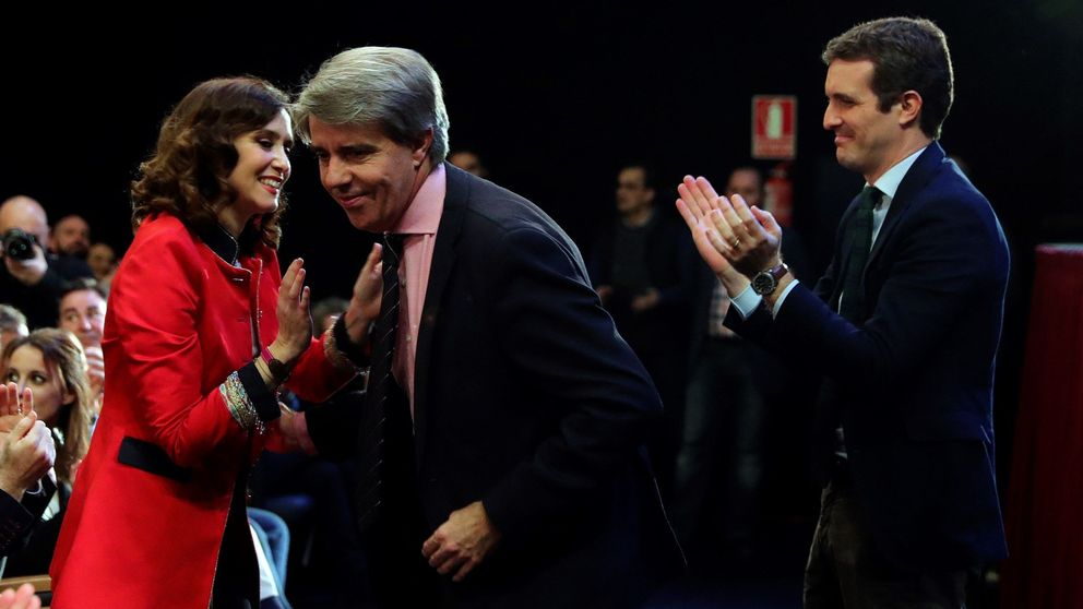 Cs sube el pulso y pone a Ángel Garrido a negociar el Gobierno con Ayuso