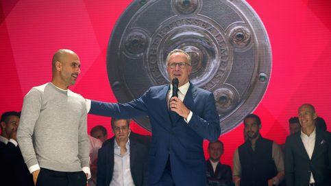 Rummenigge avisa a Guardiola: Nadie en el mundo es insustituible