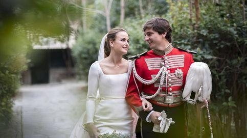 Aristocrática boda en tiempos del coronavirus: su espectacular álbum de fotos