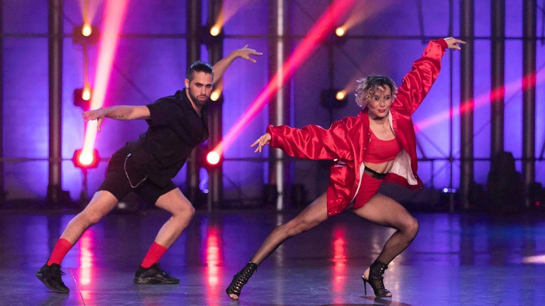 'Fuego' en 'Fama': así bailan por Eleni Foureira, la 2ª clasificada de Eurovisión 2018