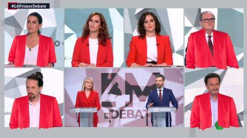 Los 'memes' del debate electoral: de la moto de Edmundo Bal a las chaquetas rojas