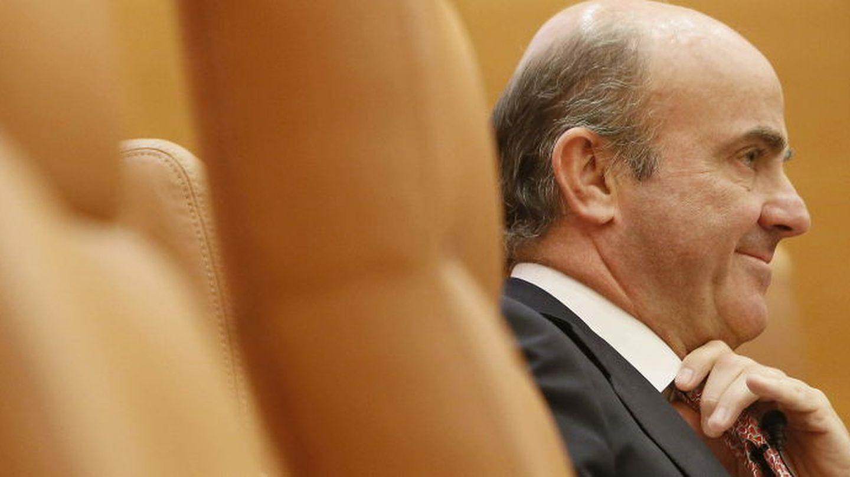 El ministro de Economía y Competitividad, Luis de Guindos. (Efe)