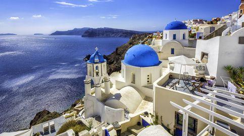 Santorini o el glamour volcánico del Egeo