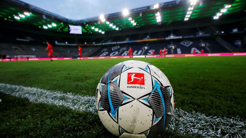 Foto: La Bundesliga, primera gran liga europea que arrancará en plena pandemia por el coronavirus. (Reuters)