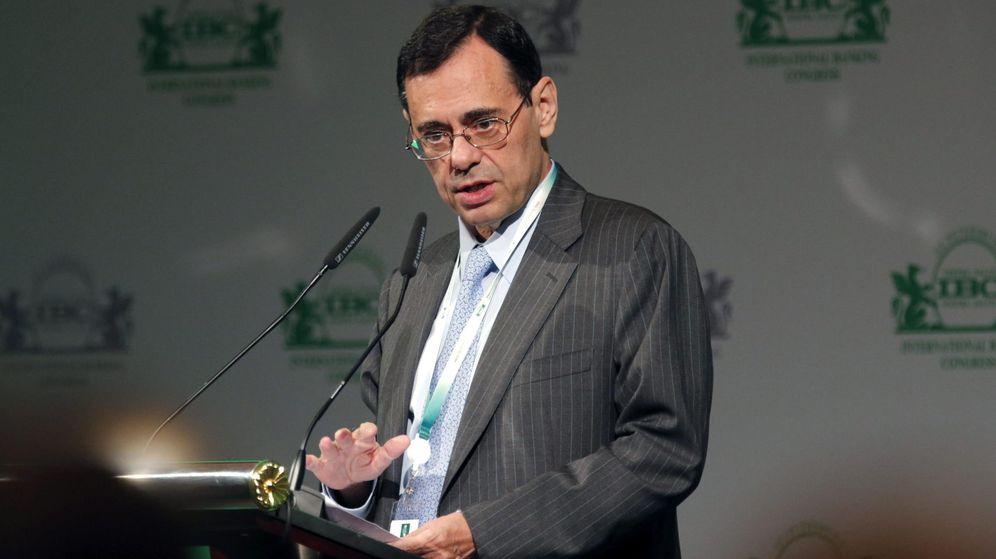 Foto: El director del Banco de Pagos Internacionales (BPI), el español Jaime Caruana. (EFE)
