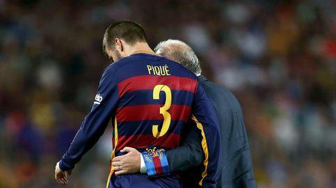 Los líos de Piqué: del que se j.... los de Madrid al me cago en tu p... madre