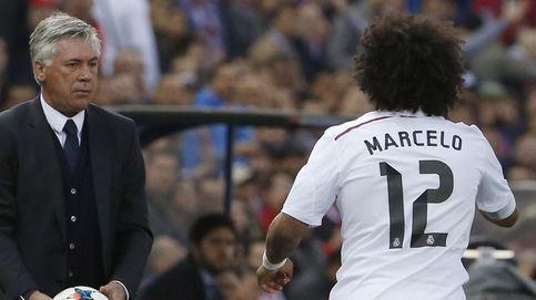 Carlo Ancelotti lanza un dardo a la defensa del Real Madrid frente a la Juve