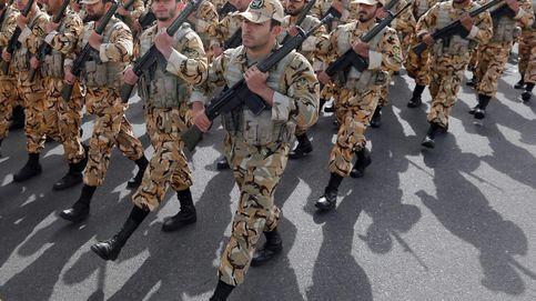 Irán envía comandos a Siria en misión de asesoría