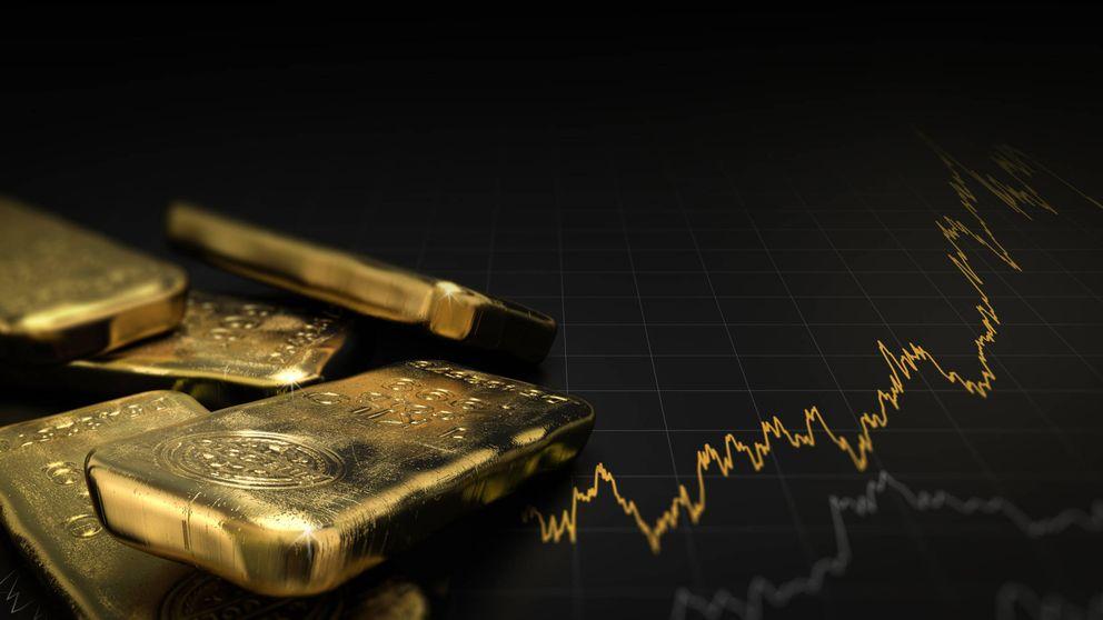 El oro toca máximos de 2012 y se planta en los 1.700 euros por el coronavirus