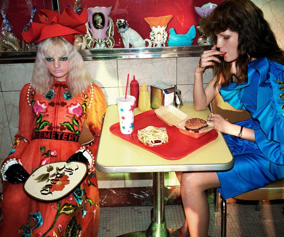 Foto: Créetelo, la buena alimentación puede hacer mucho por ti (y tu tripita). Foto: Gucci
