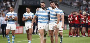 Post de Mundial de rugby: una roja como una catedral y el adiós Puma ante Inglaterra