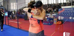 Post de El día que Gemma y Lucía recuperaron su gen ganador en Santander