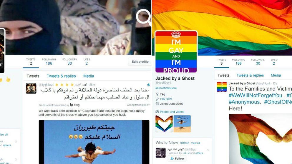 El hacker que trolea al ISIS con porno y banderas gais