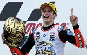 Àlex Márquez aguanta y consigue ser campeón del mundo de Moto3