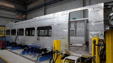 Talgo, disparada tras firmar un pedido de 23 trenes para Deutsche Bahn por 550 M