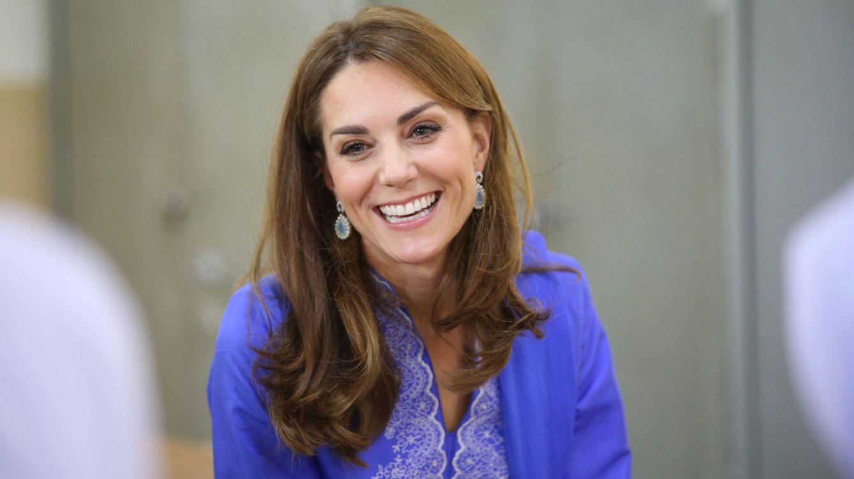 Foto: La duquesa de Cambridge, espectacular. (EFE)