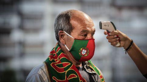 Portugal impone el uso obligatorio de la mascarilla en la calle al dispararse los casos