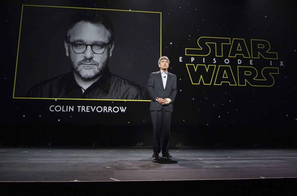 Foto: El presidente de Disney anunció en 2015 que Colin Trevorrow dirigiría el IX episodio de la saga