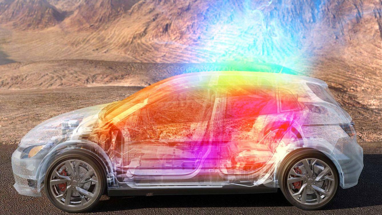 Investigadores coreanos hallan la forma de enfriar el interior de un coche aparcado al sol