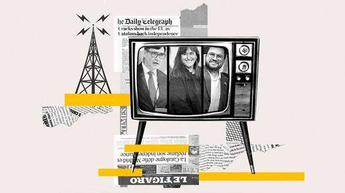 Las elecciones catalanas, en la prensa internacional