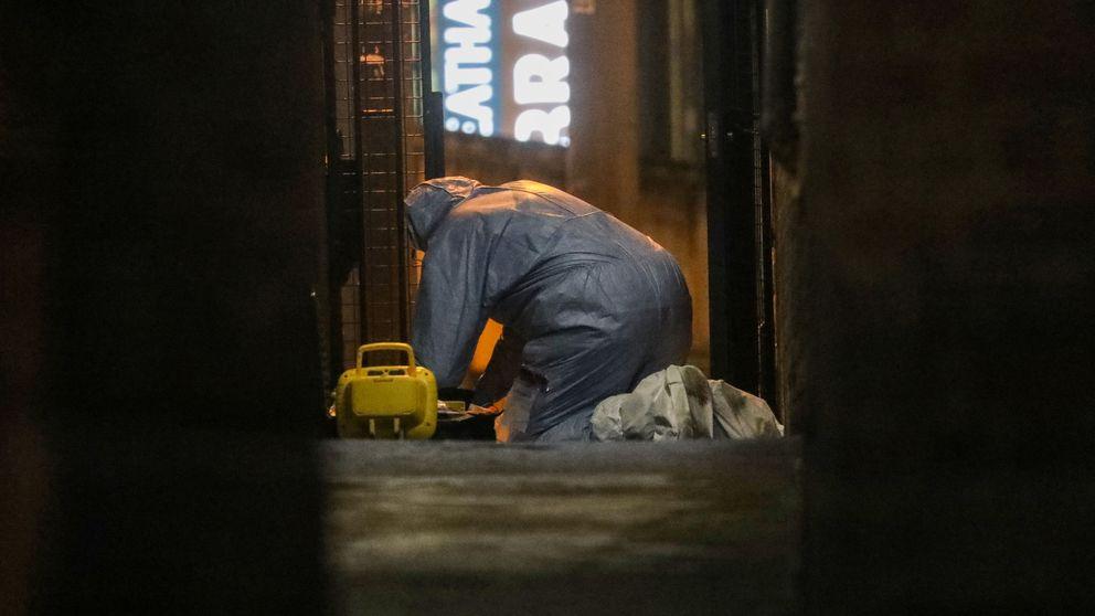 La policía abate a un terrorista que había apuñalado a dos personas en Londres