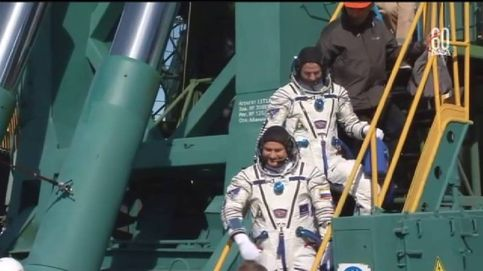 Aterrizaje de emergencia de la 'Soyuz' por un fallo en el propulsor