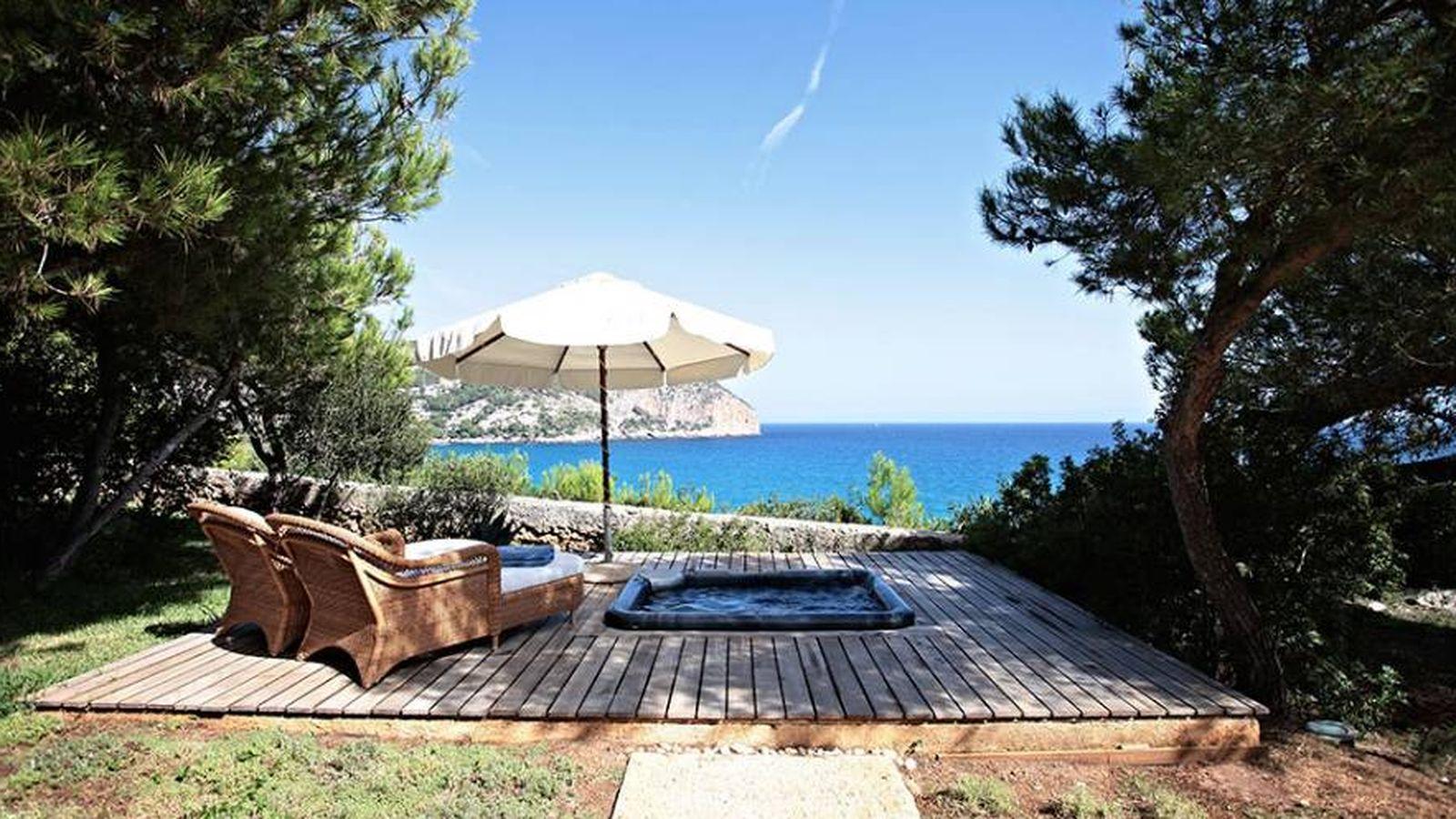 Foto: Can Simoneta mira a Menorca desde Mallorca.