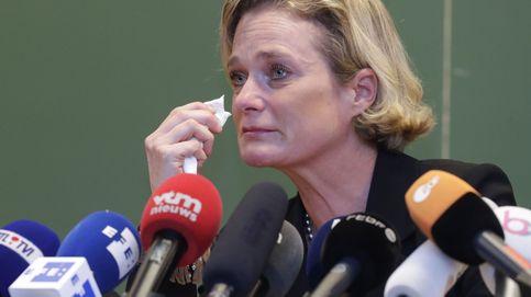 Delphine Boël: primeras palabras (y lágrimas) tras convertirse en princesa de Bélgica