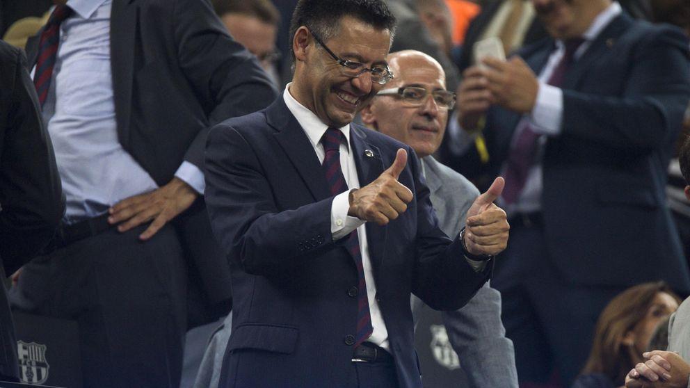 El presidente Bartomeu pasa de imputado a acusado en el 'Caso Neymar'