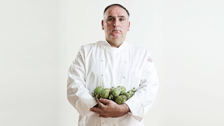 Foto: Imagen del chef José Andrés. / SCOTT SCHUMAN