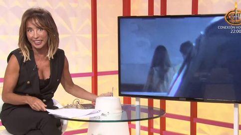 Una prueba: el error del programa de María Patiño al hablar de Rocío Flores