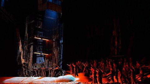 Pablo Heras-Casado y La Fura dels Baus asesinan al capitalismo en el Teatro Real