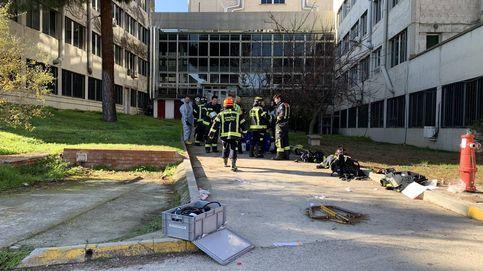 Desalojado el edificio de Ciencias de la UAM por una alta concentración de gases nocivos
