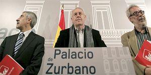 Llamazares se vale del 'Caso Torrijos' para vengarse de su sucesor Cayo Lara