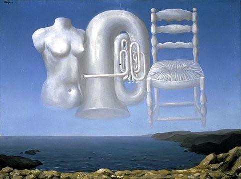 El surrealismo conquista el sobrio corazón artístico del Reino Unido