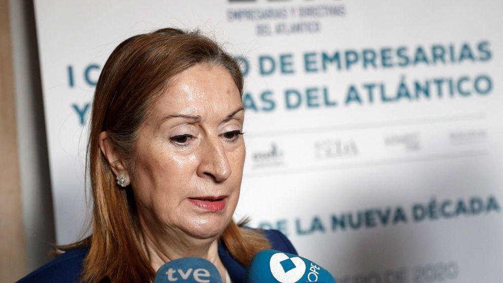Ana Pastor, contagiada por coronavirus: Estoy muy bien y en casa. Visitas, cero