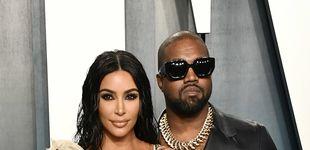 Post de La disputada cuarentena de Kim Kardashian y Kanye West