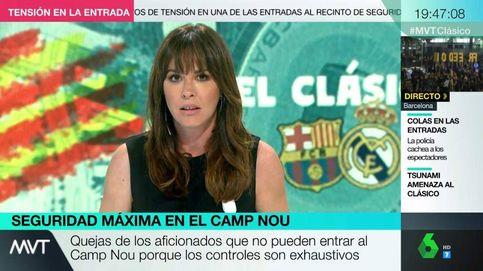 El hartazgo de Mamen Mendizábal por el ataque a la prensa: ¡Basta ya!