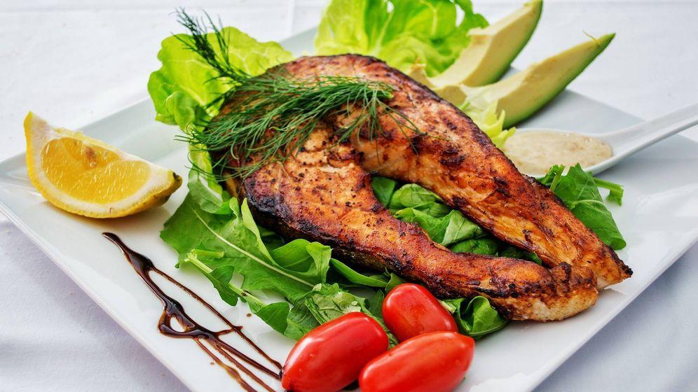 Foto: Alimentos ricos en grasas saludables.