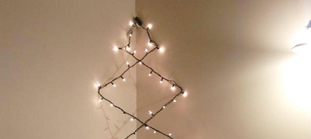 ideas para montar un rbol de navidad original barato y creativo