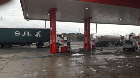Última hora económico   Transportistas y gasolineras repartán las mascarillas