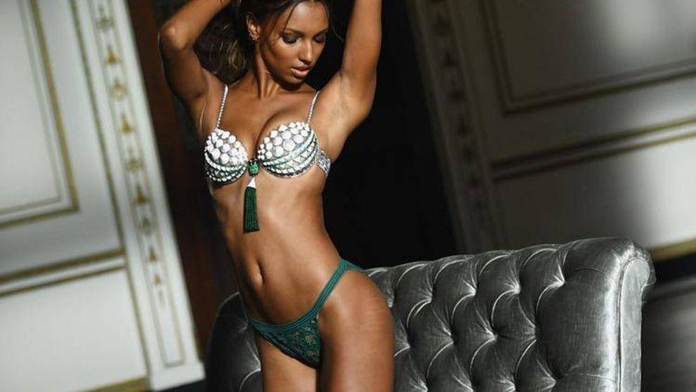 Jasmine Tookes se une a la élite de Victoria's Secret: ellas llevaron antes el Fantasy Bra