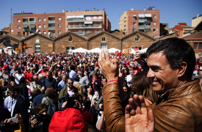 Sánchez se reafirma y se separa de la línea oficial al definir Cataluña como nación