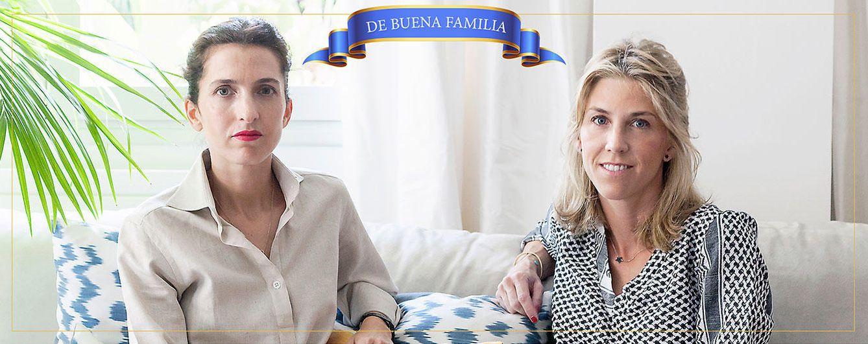 Foto: Frida Beca y María Recarte, en una imagen de archivo