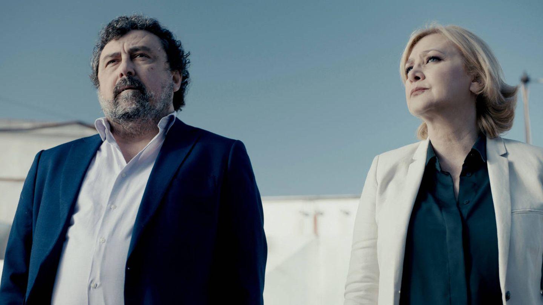 Amparo Larrañaga interpreta a Dolores en 'Los hombres de Paco'. (Atresmedia)