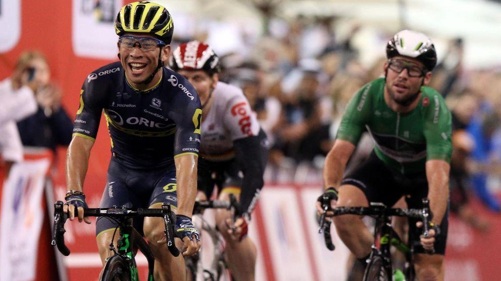Caleb Ewan, el 'enano' que rompe los moldes del sprint y ya reta a Sagan