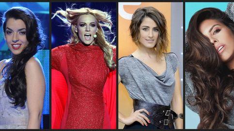 Barei, Ruth Lorenzo, Edurne o Mirela apoyan a Manel Navarro antes de 'Eurovisión'