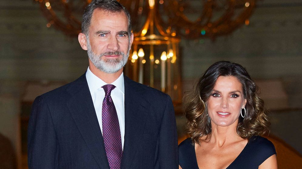 Foto: Felipe y Letizia. (Getty)